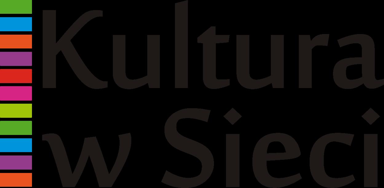 """logo kultura w sieci auto 1600x800 Start rekrutacji na warsztaty on line """"Cyfrowy Dom Kultury"""""""