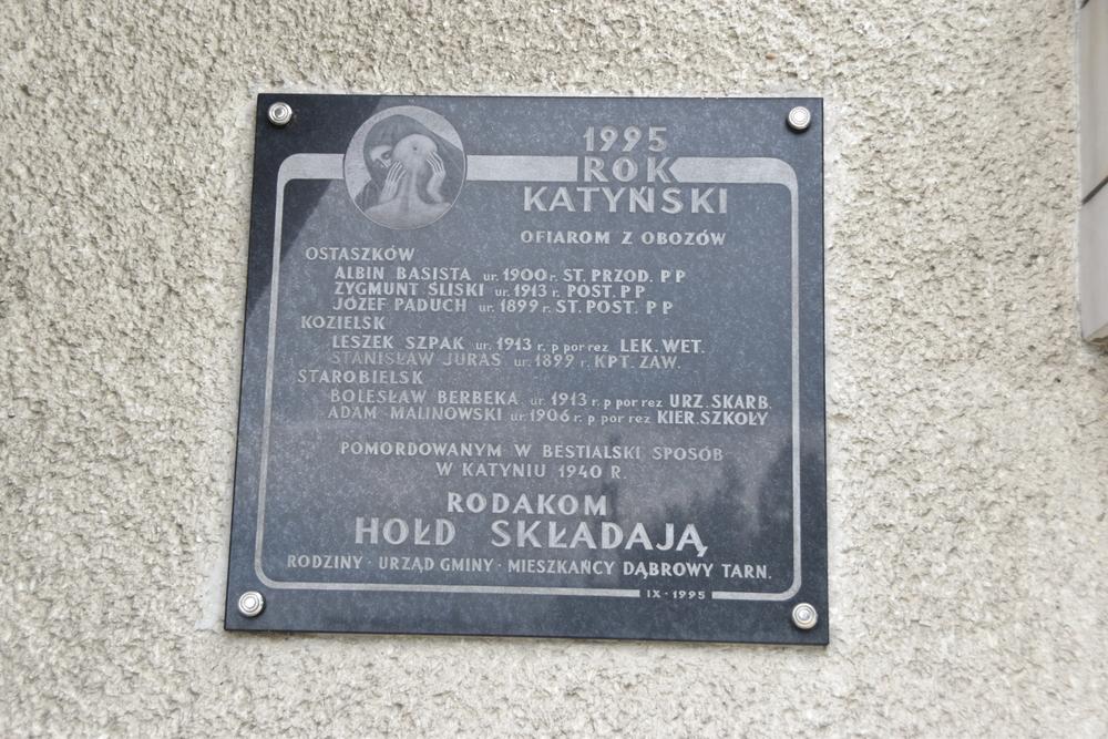 17września2020 9 W 81. rocznicę agresji Sowieckiej Rosji na Polskę, samorządowcy oddali hołd pomordowanym na Wschodzie