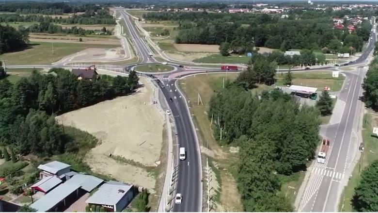 5f565632d89e7 p Obwodnica Dąbrowy Tarnowskiej otwarta dla kierowców