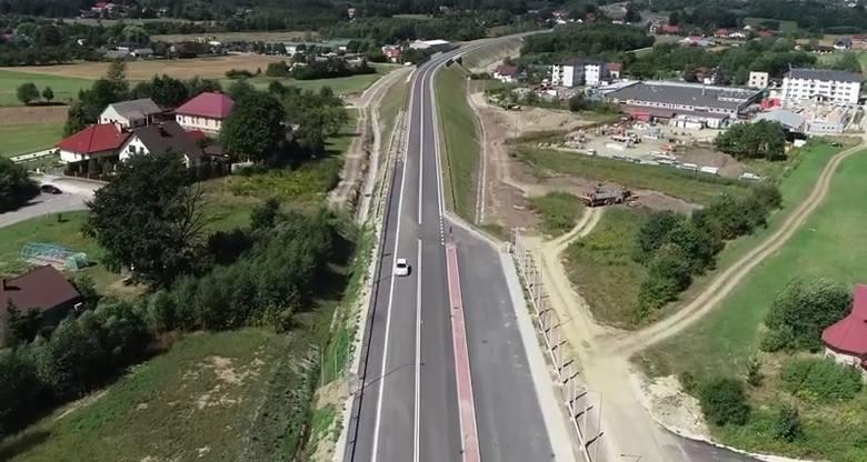 5f56566eab02a p Obwodnica Dąbrowy Tarnowskiej otwarta dla kierowców