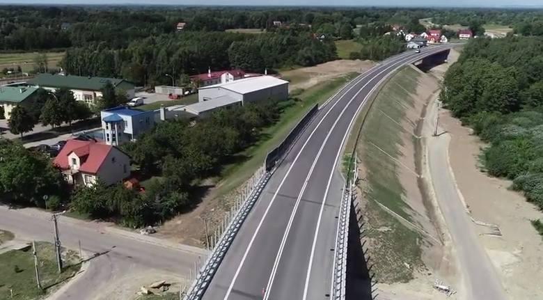 5f565673d4208 p Obwodnica Dąbrowy Tarnowskiej otwarta dla kierowców
