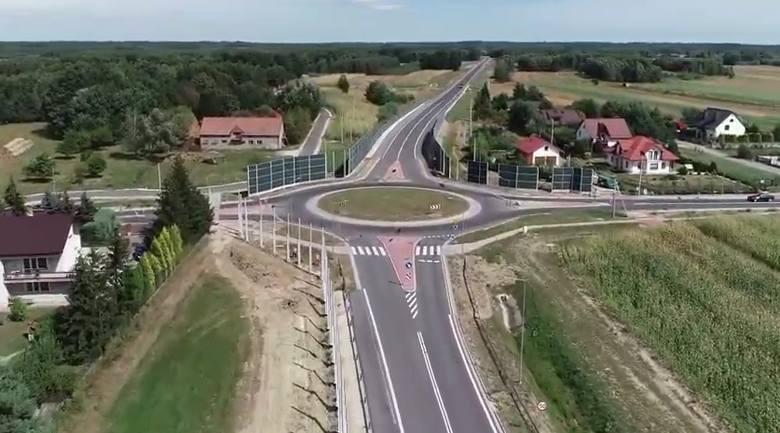 5f565677d2101 p Obwodnica Dąbrowy Tarnowskiej otwarta dla kierowców