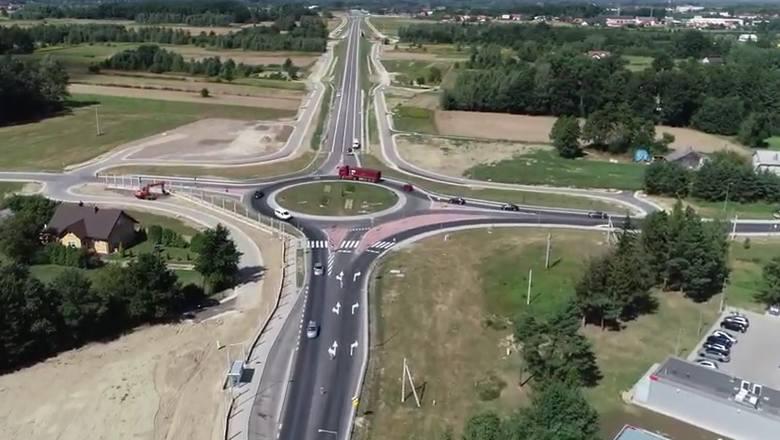 5f56568760a52 p Obwodnica Dąbrowy Tarnowskiej otwarta dla kierowców