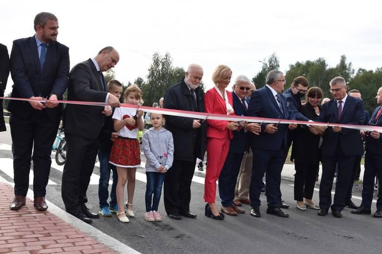 5f565948c6557 p Obwodnica Dąbrowy Tarnowskiej otwarta dla kierowców