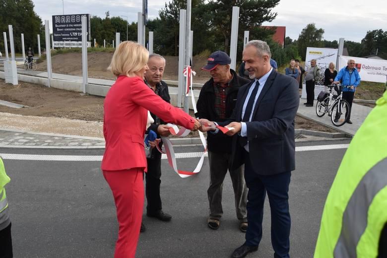 5f56594ac6e7c p Obwodnica Dąbrowy Tarnowskiej otwarta dla kierowców