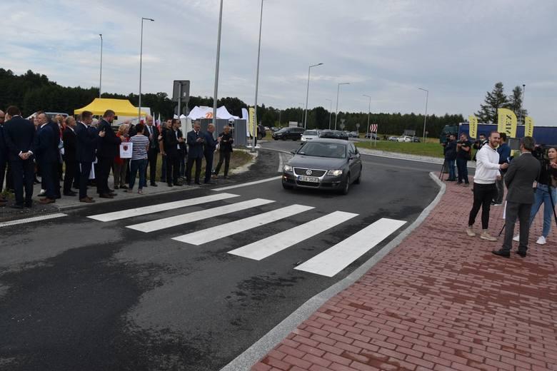 5f565952bd2ef p Obwodnica Dąbrowy Tarnowskiej otwarta dla kierowców