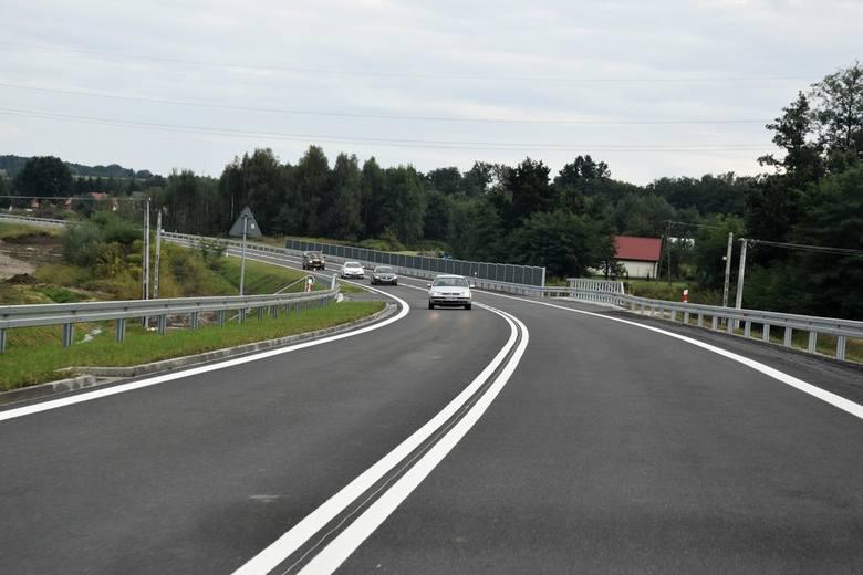 5f56595f52469 p Obwodnica Dąbrowy Tarnowskiej otwarta dla kierowców