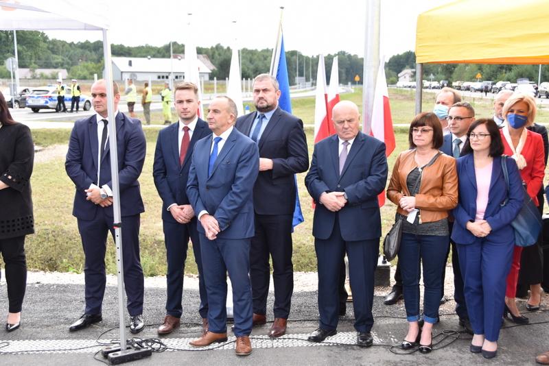 DSC 0580 Obwodnica Dąbrowy Tarnowskiej otwarta dla kierowców