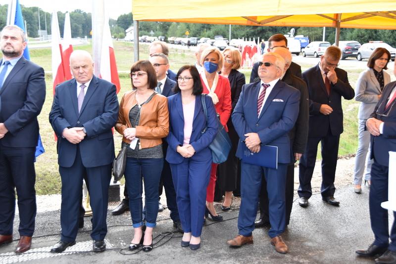 DSC 0581 Obwodnica Dąbrowy Tarnowskiej otwarta dla kierowców