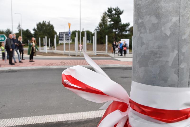 DSC 0668 Obwodnica Dąbrowy Tarnowskiej otwarta dla kierowców