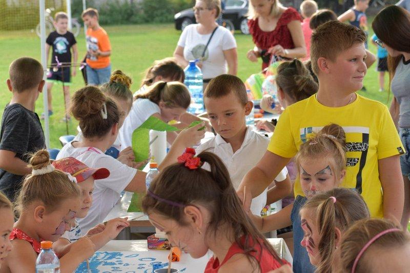 SMG01 Udany piknik rodzinny w Smęgorzowie