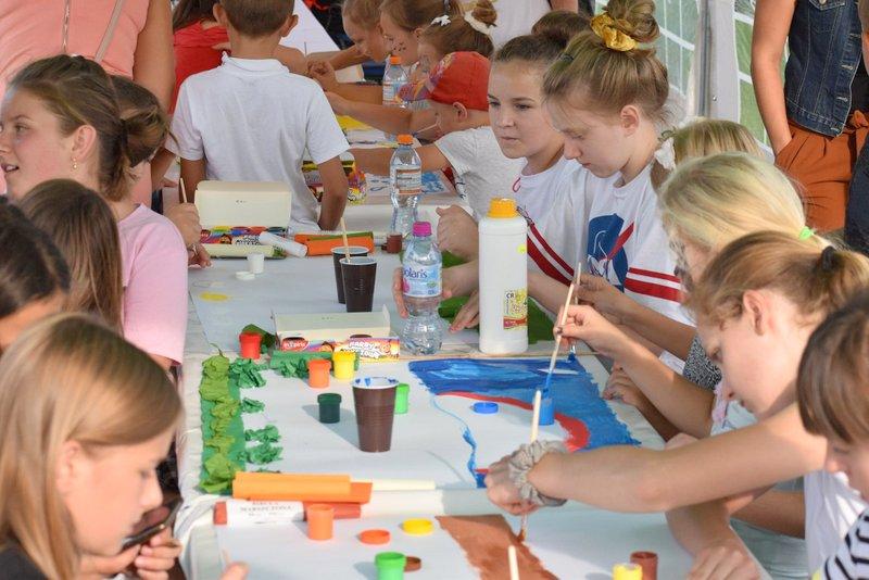SMG02 Udany piknik rodzinny w Smęgorzowie