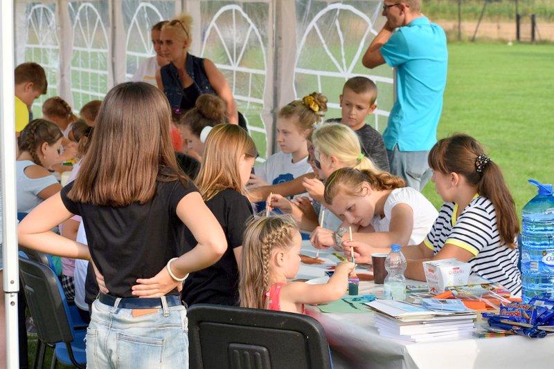 SMG03 Udany piknik rodzinny w Smęgorzowie