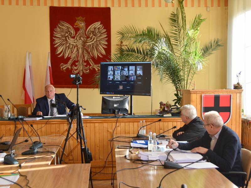 DSC 0231 XXV sesja Rady Miejskiej w Dąbrowie Tarnowskiej
