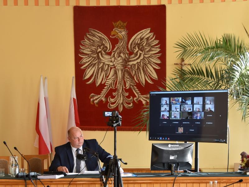 DSC 0234 XXV sesja Rady Miejskiej w Dąbrowie Tarnowskiej