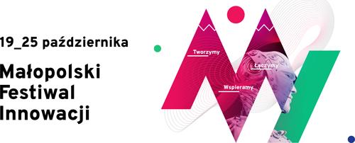 MFI2020 nagłówek Małopolski Festiwal Innowacji   w tym roku on line!