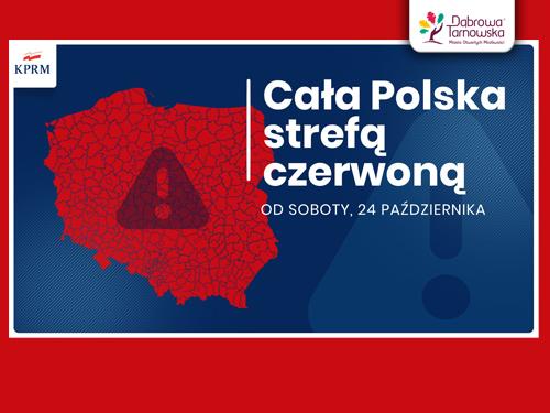 polska czewoną strefą Cov2 <font color=r />Cała Polska w czerwonej strefie, kolejne zasady bezpieczeństwa oraz Solidarnościowy Korpus Wsparcia Seniorów</font>