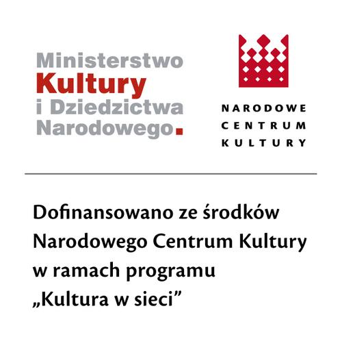 2020 NCK dofinans kulturawsieci rgb PION Miejska Biblioteka Publiczna zaprasza do grupy na portalu Facebook