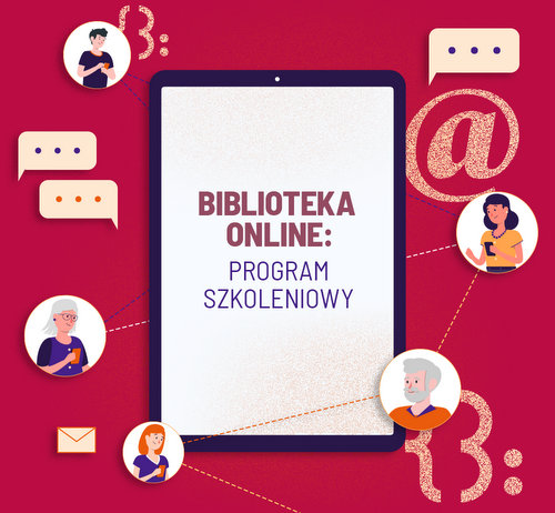 Biblioteka online 02 kwadrat2 Miejska Biblioteka Publiczna zaprasza do grupy na portalu Facebook
