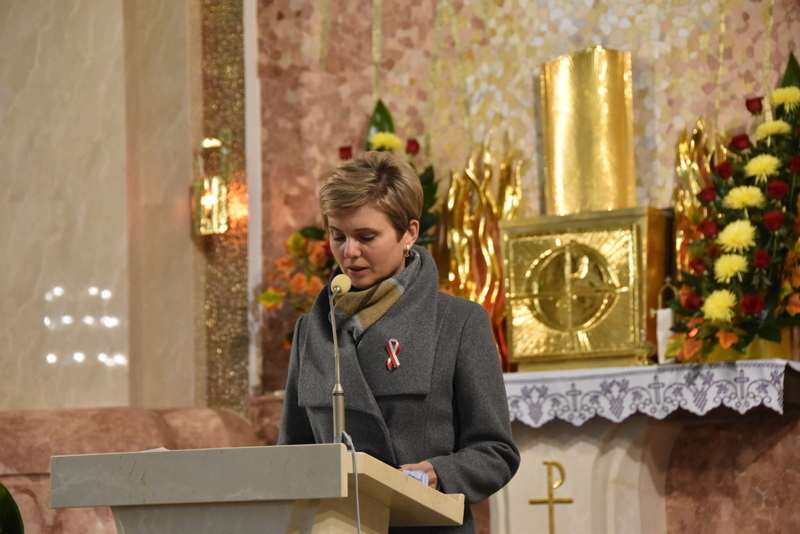 DSC 0309 Dąbrowskie obchody 102. rocznicy odzyskania niepodległości przez Polskę