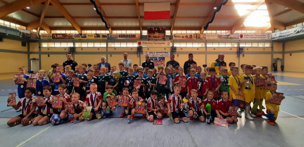 VII DDJ 2020 14 Podsumowanie piłkarskich turniejów Dąbrowska Dębowa Jesień 2020