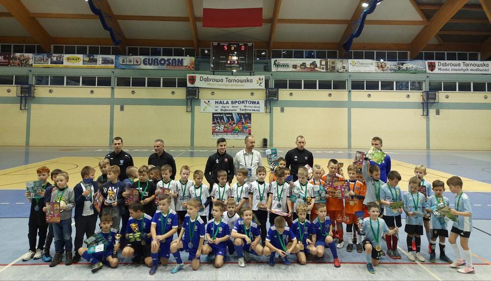 VII DDJ 2020 16 Podsumowanie piłkarskich turniejów Dąbrowska Dębowa Jesień 2020