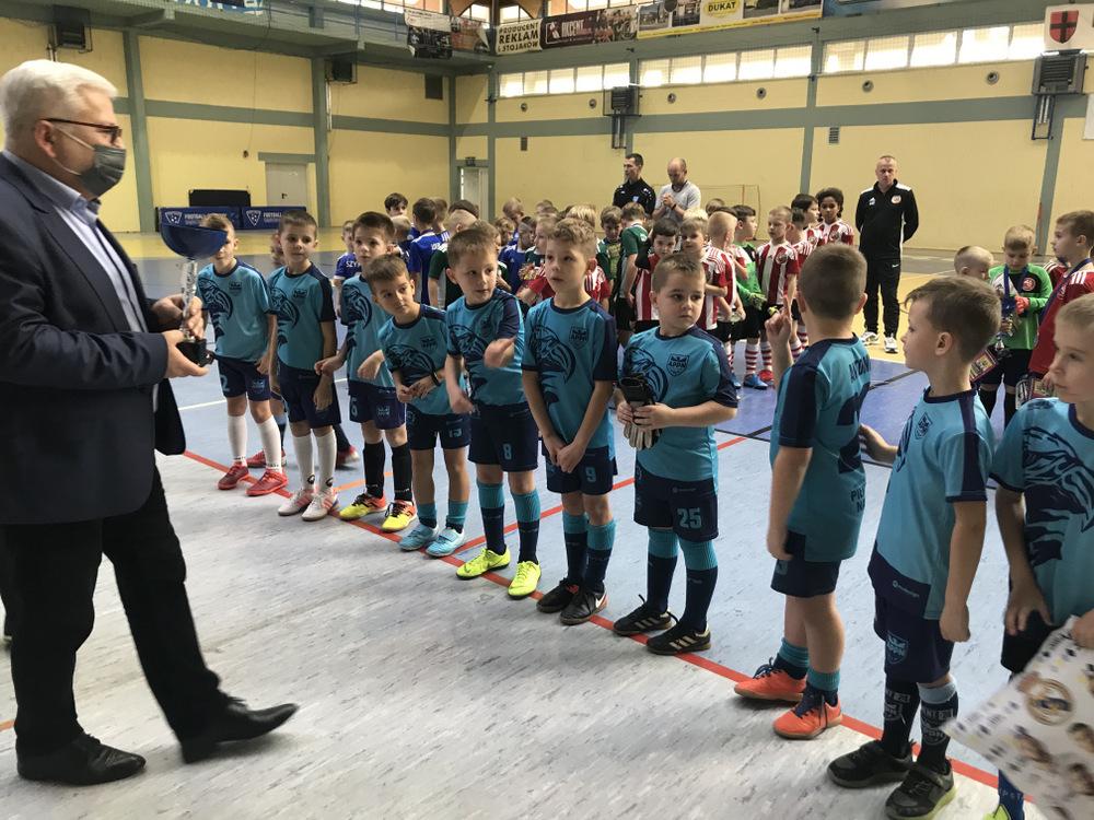 VII DDJ 2020 6 Podsumowanie piłkarskich turniejów Dąbrowska Dębowa Jesień 2020