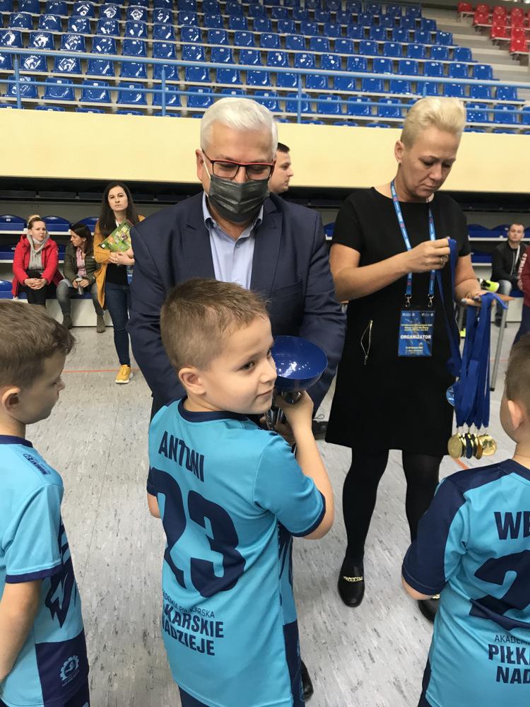 VII DDJ 2020 7 Podsumowanie piłkarskich turniejów Dąbrowska Dębowa Jesień 2020