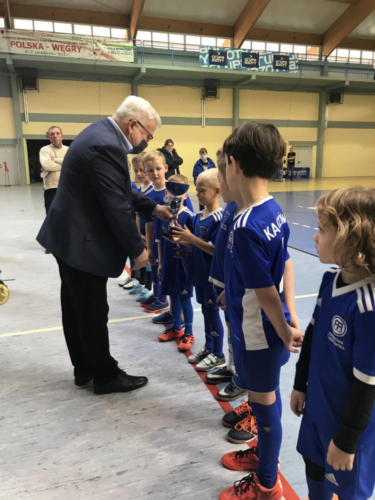 VII DDJ 2020 9 Podsumowanie piłkarskich turniejów Dąbrowska Dębowa Jesień 2020