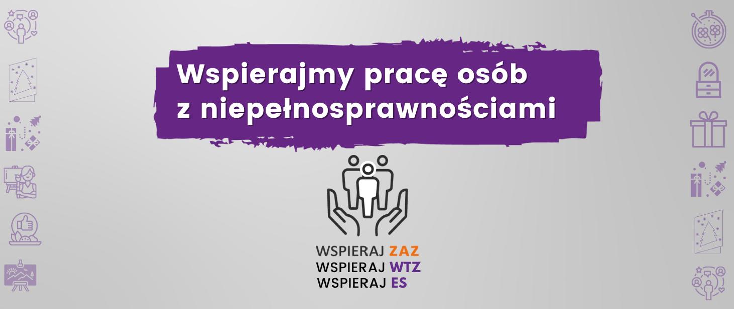 niepe Bądźmy solidarni, wspierajmy pracę osób z niepełnosprawnościami