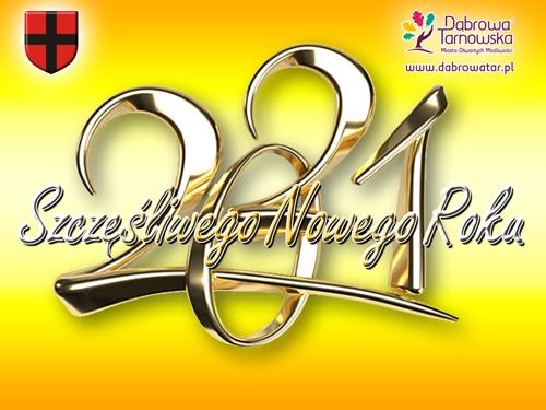 Nowy2021Rok Szczęśliwego Nowego 2021 Roku!