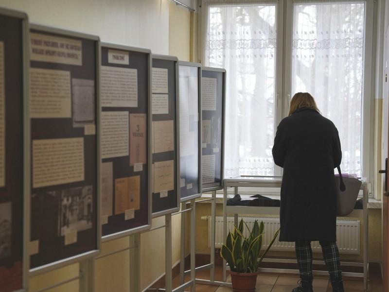 1  DSC0321 Wystawa w 100. rocznicę urodzin Krzysztofa Kamila Baczyńskiego