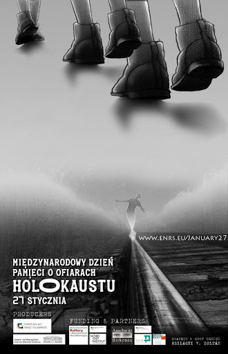 Buty Holo 76. rocznica wyzwolenia Auschwitz Birkenau i Międzynarodowy Dzień Pamięci o Ofiarach Holocaustu
