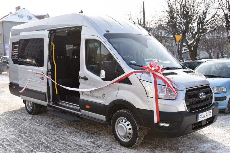 DSC 0666 Nowy samochód dla osób niepełnosprawnych