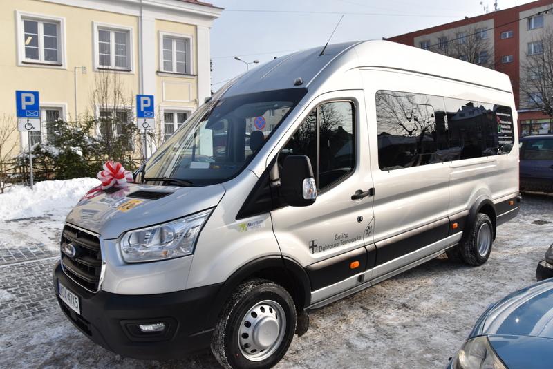 DSC 0713 Nowy samochód dla osób niepełnosprawnych