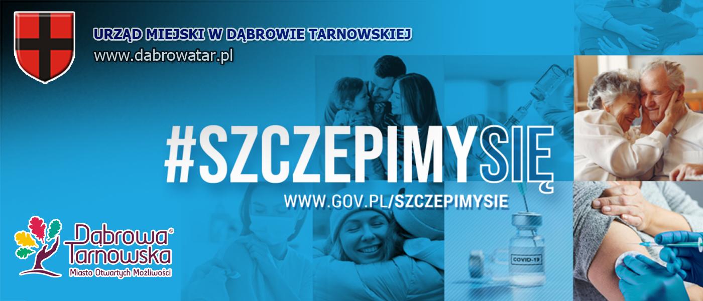 UMDT COVID19 szczepimy sie Propozycja Dąbrowy Tarnowskiej w sprawie lokalizacji punktu szczepień masowych poddana ocenie wojewody
