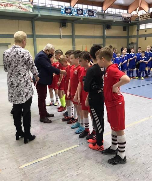 1 FA 02 I Turniej Walentynkowy z Football Academy !