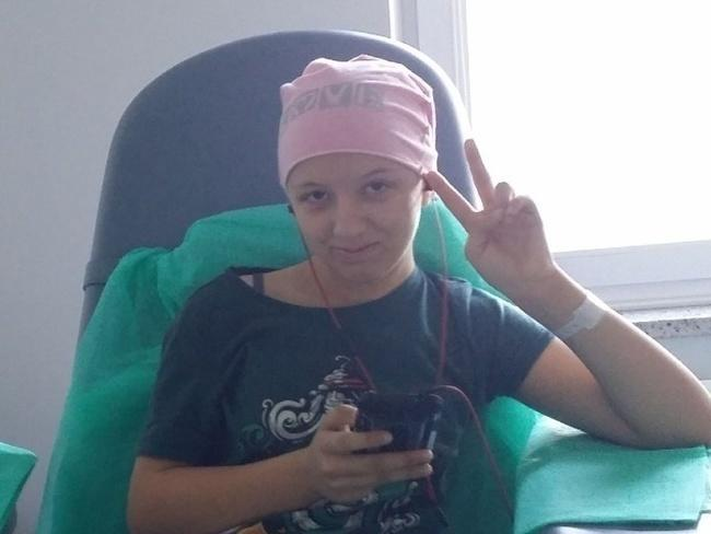 Gabi Potrzebna pomoc dla chorej Gabrysi