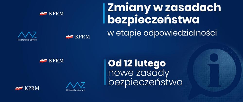 Nowe zasady bazp CoV2 1 02 2021 2 Od 12 lutego nowe zasady bezpieczeństwa   hotele, kina, baseny otwarte!
