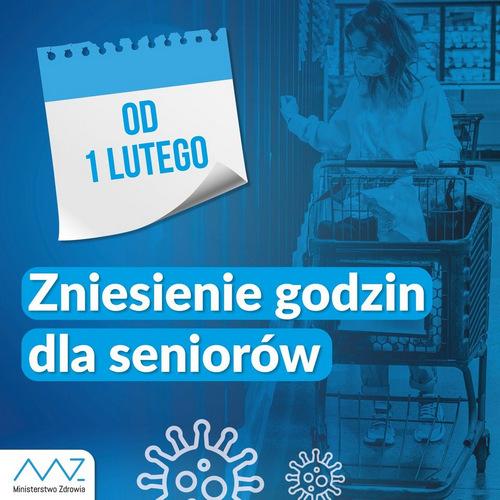 Nowe zasady bezp 1022021 1 Od 1 lutego otwarte zostają galerie handlowe i muzea, ale przedłużone zostały pozostałe zasady bezpieczeństwa
