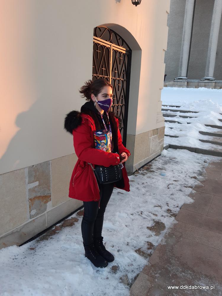 WOSP2021 DabrowaTarnowska 1 Wielka Orkiestra zagrała i gra nadal na Powiślu