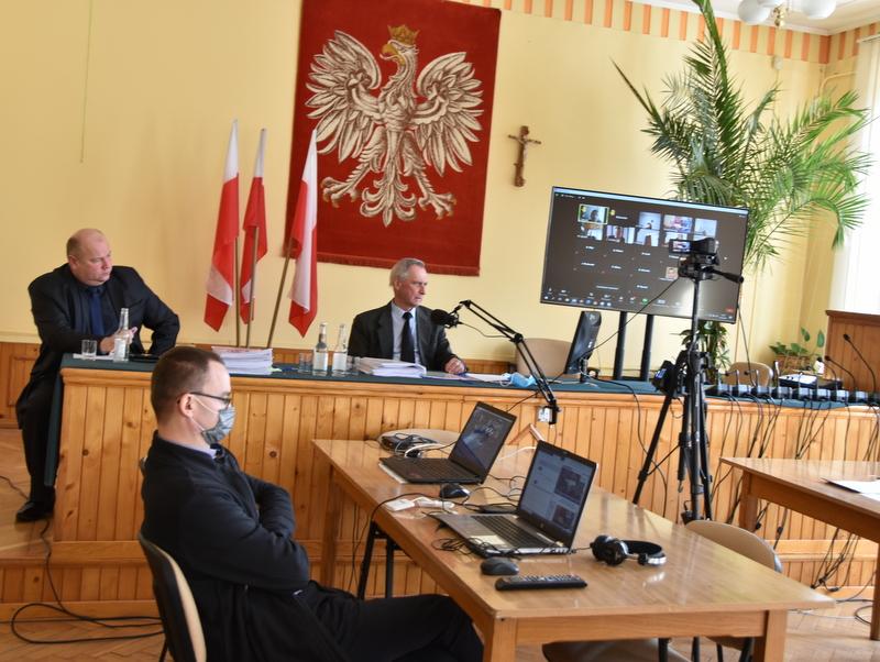 1 DSC 0884 XXX sesja Rady  Miejskiej w Dąbrowie Tarnowskiej