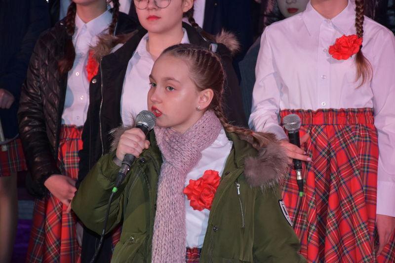 1 Koncert 07 Wspaniały koncert pieśni patriotycznych poświęcony pamięci Żołnierzy Niezłomnych
