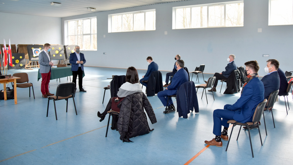 "Klaster Energii ENERGETYCZNE POWIŚLE 11 03 2021 1 Spotkanie finalizujące Klaster Energii ""Energetyczne Powiśle"""