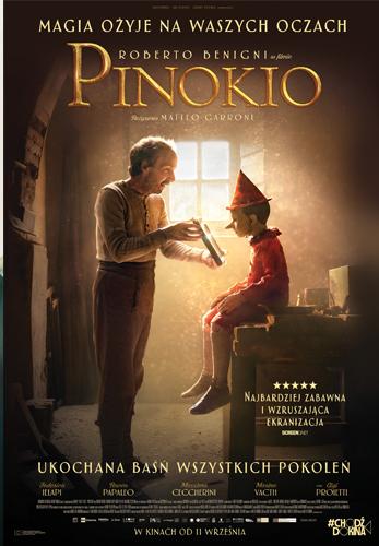 """Pinokio Kolejny tydzień z bardzo dobrymi filmami w """"Sokole"""""""
