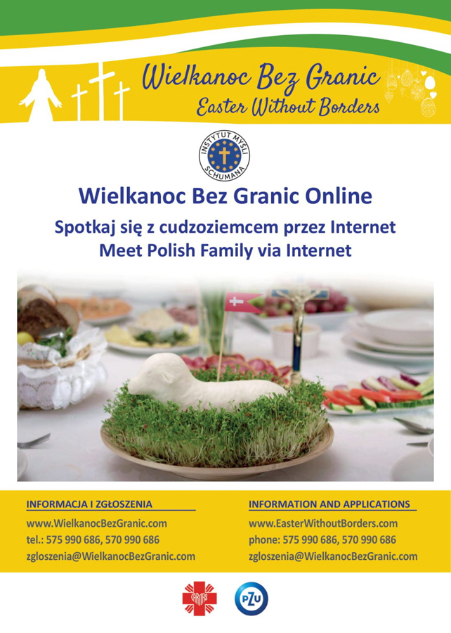 Wielkanoc bez granic Wielkanoc Bez Granic ~ Easter Without Borders