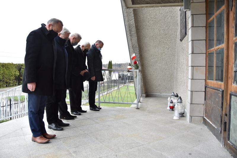 DSC 0942 Dąbrowa Tarnowska uczciła pamięć Ofiar Katynia