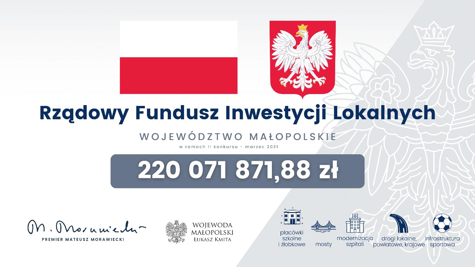 RFIL 03 Małopolska B Nieczajna Górna już wkrótce z Centrum Kulturalno Społecznym