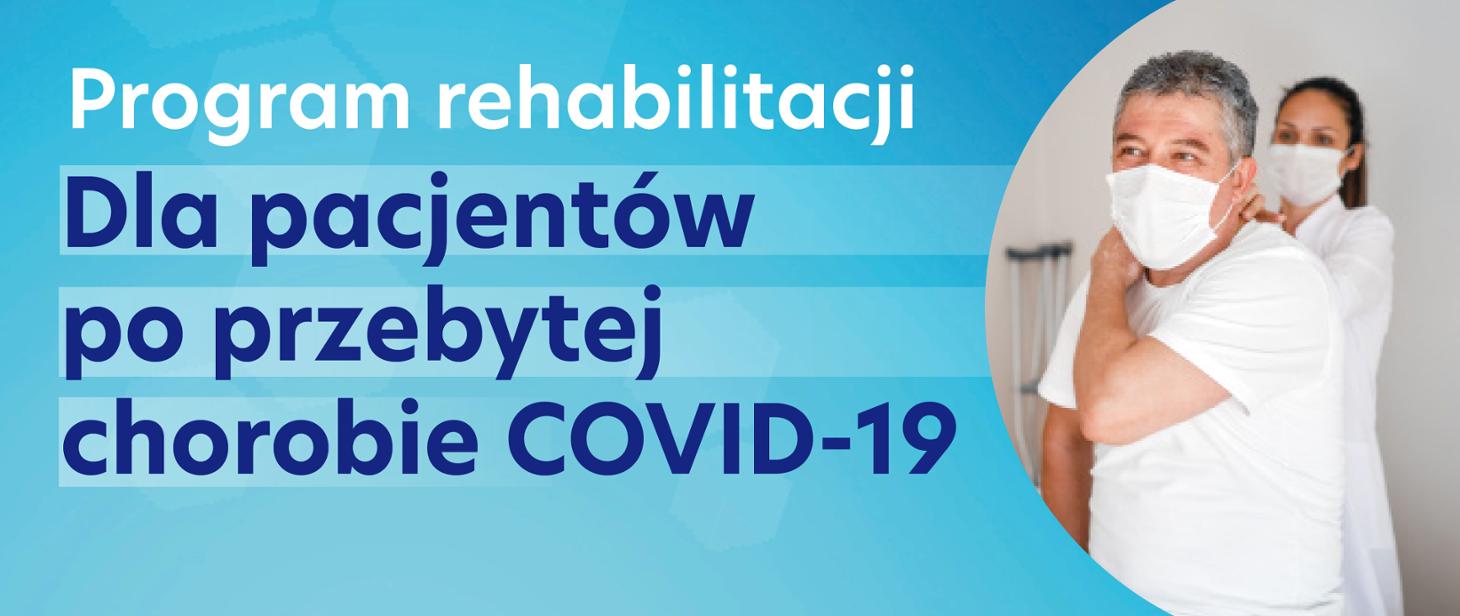 post Covid Rusza rehabilitacja postcovidowa