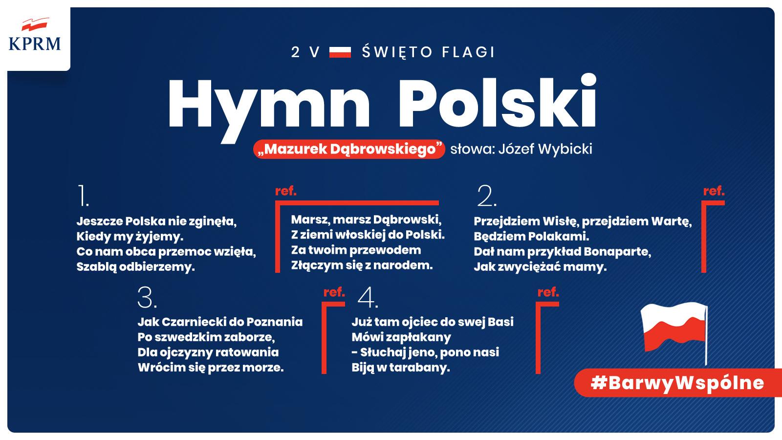 20210501 194835 2 Maja Dniem Flagi Rzeczypospolitej Polskiej – Bądźmy z niej dumni!